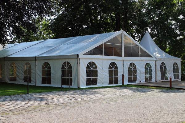profesjonalny wynajem namiotów weselnych